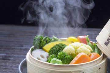 avantages cuisson vapeur